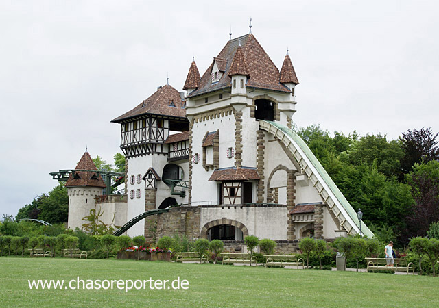 "Burg ""Rauhe Klinge"" im Erlebnispark Tripsdrill"
