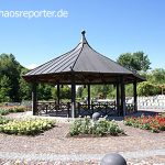 Botanischer Garten Augsburg Rosenpavillon