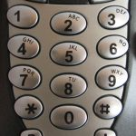 Telefontastatur Chaosreporter