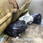 Recyclingcontainer Manzingerweg München-Pasing
