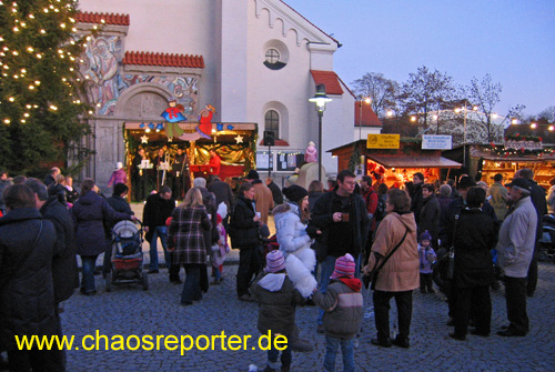Traditioneller Christkindlmarkt Pasing