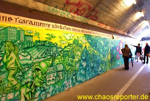 Tunnelblick Pasing am Hermann-Hesse-Weg