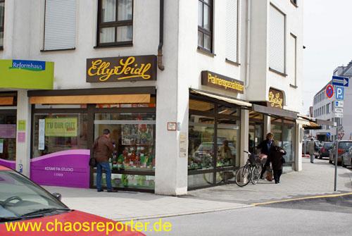 Elly Seidl Pasing Pralienenspezialitäten in der Gleichmannstraße
