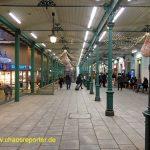 Pasinger Bahnhof im Advent